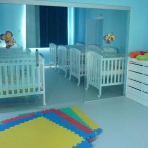 Novo espaço infantil (Janeiro/2019) - Construção de um novo ambiente para o Infantil 1 (imagem ilustrativa)