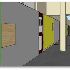 Revitalização dos corredores (Setembro/2018)