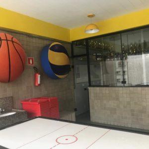 Sala do Coordenador de Ed. Física