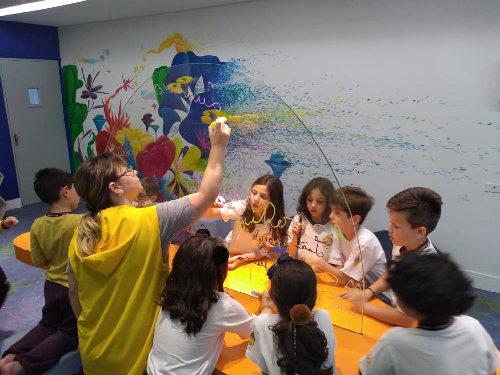 Movimento Maker no Ensino fundamental em Santo André