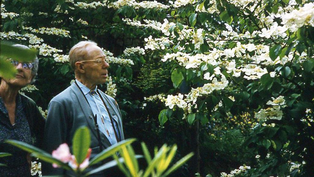 Stanley White Hart em Seattle, Maio 1970