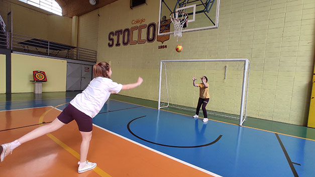 Esporte no Stocco - Handball